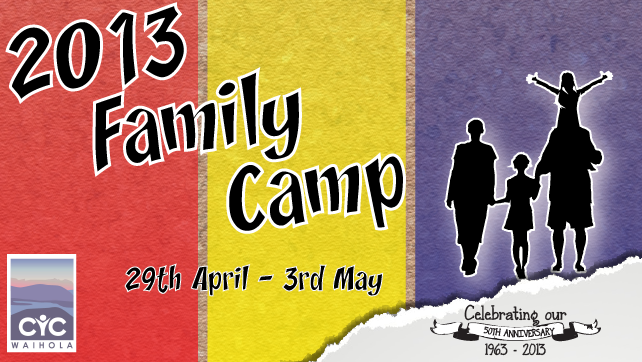 2013 Family Camp Talks