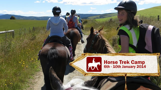 2014 Girls Horse Trek