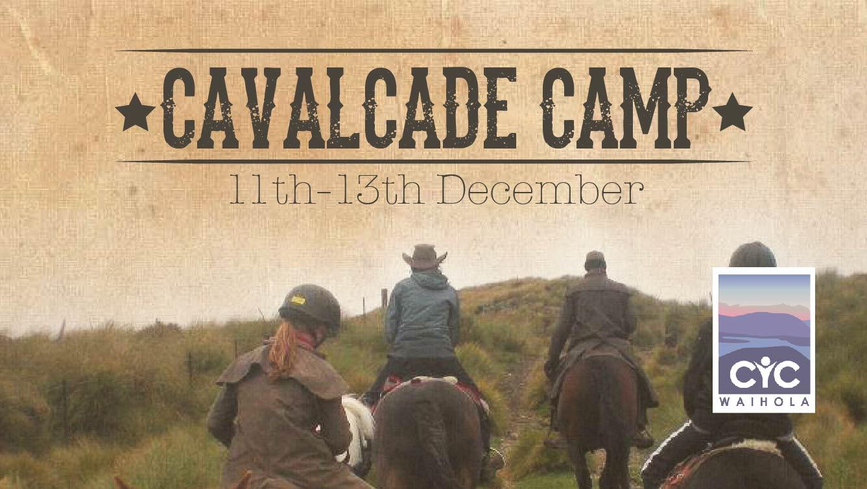 2014 Cavalcade Camp