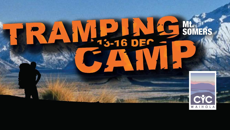 2014 Tramping Camp