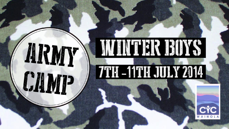 2014 Winter Boys Camp