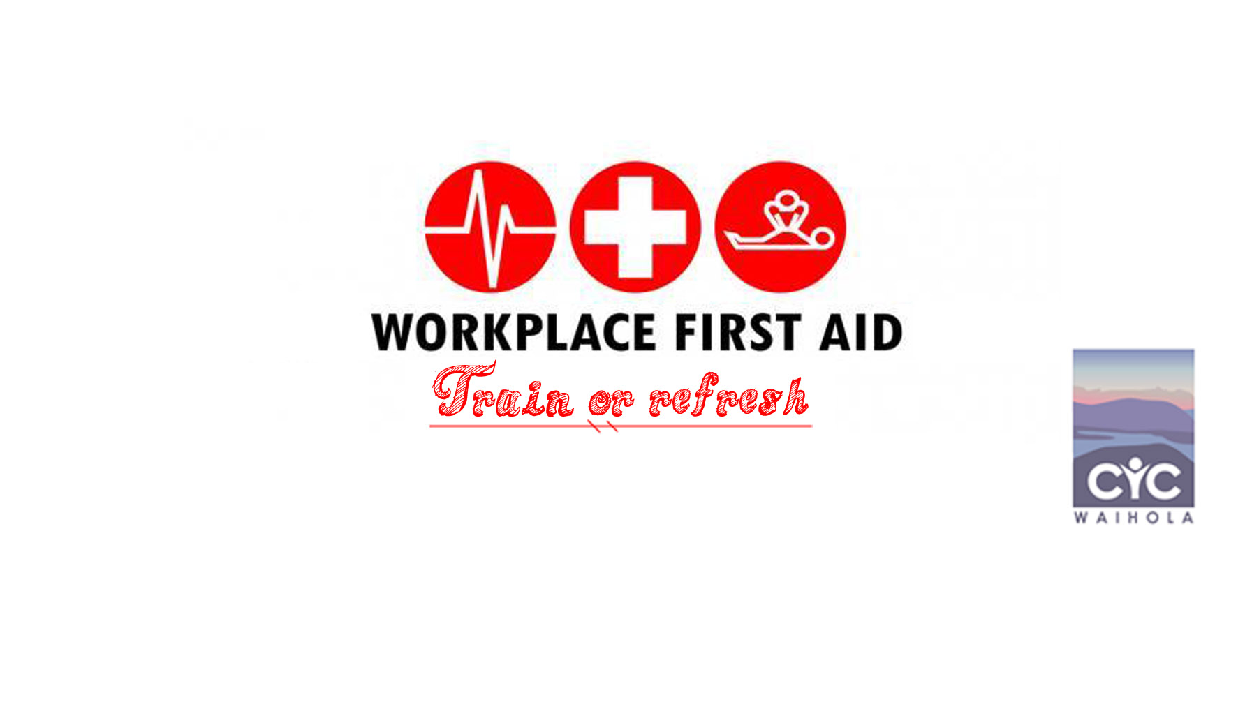 2014 First Aid Refresher and Training Course