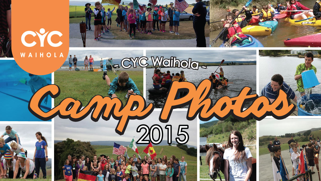 CYC Camp Photos 2015
