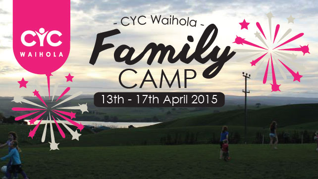 2015 CYC Family Camp