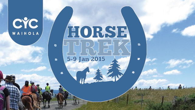 2015 Girls Horse Trek