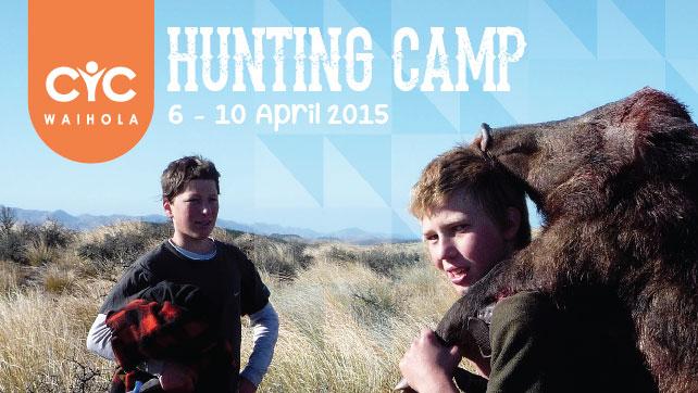 2015 Hunting Camp