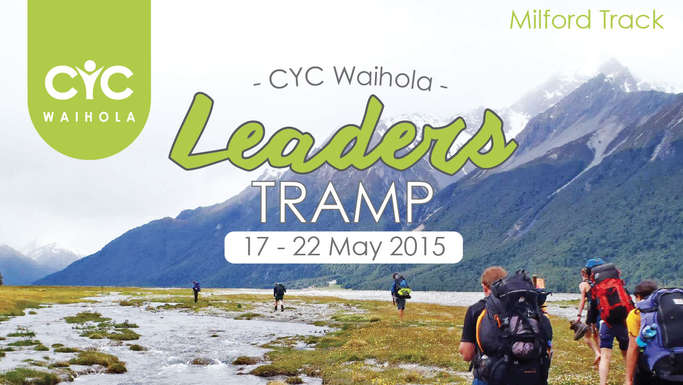 2015 Leaders / Fellowship Tramp