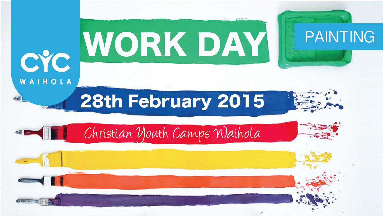 2015 February Work Day
