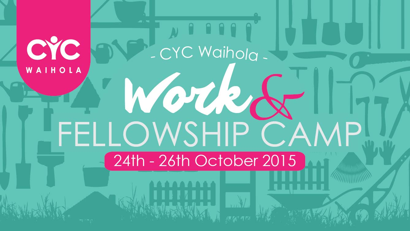 2015 Work & Fellowship Camp
