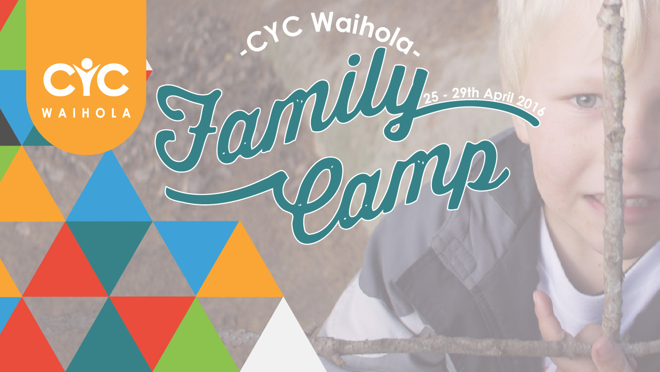 2016 CYC Family Camp