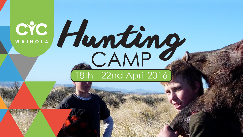 2016 Hunting Camp