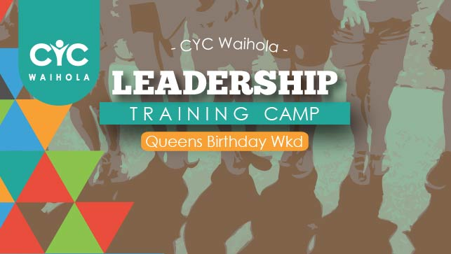 2016 Leadership Winter Training