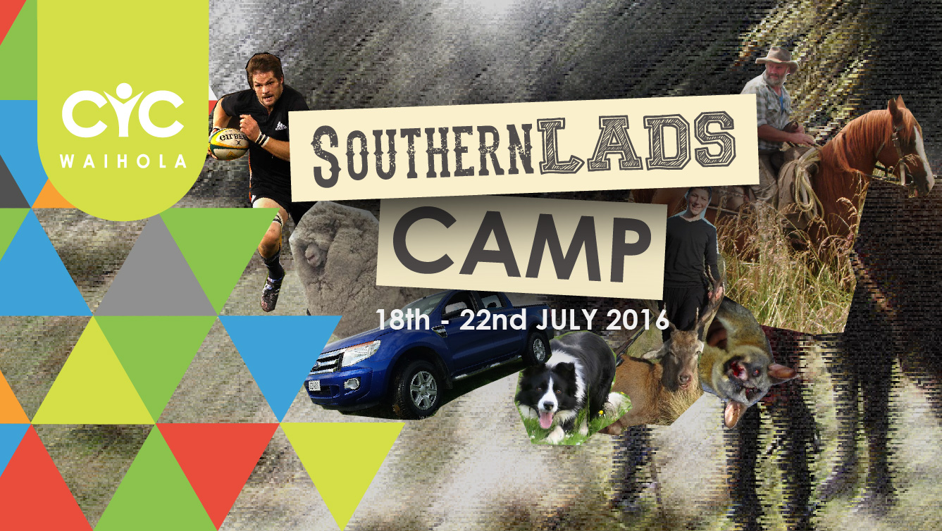 2016 Southern Lads Camp