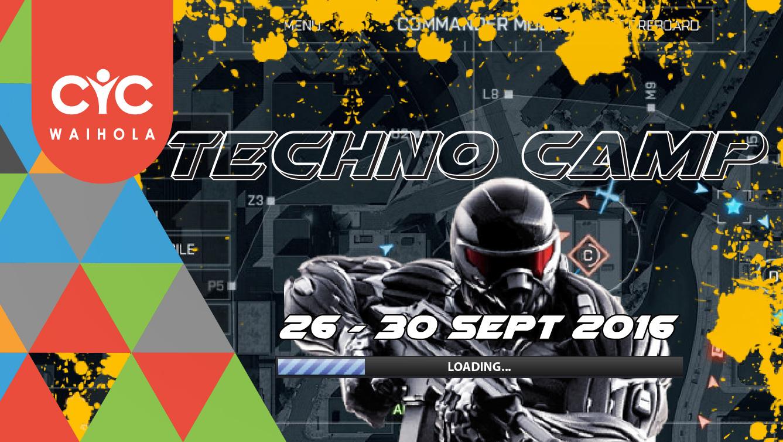 2016 Techno Camp
