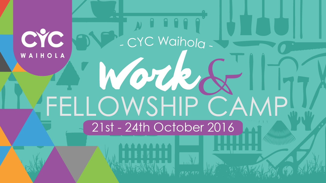 2016 Work & Fellowship Camp
