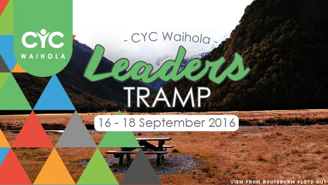 2016 Leaders Tramp