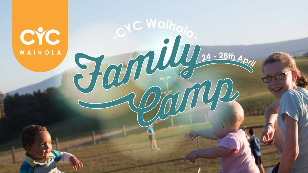 2017 Family Camp Talks