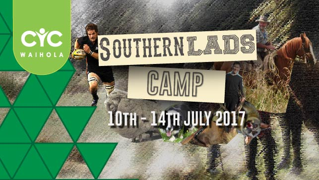 2017 Southern Lads Camp