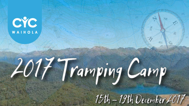 2017 Tramping Camp