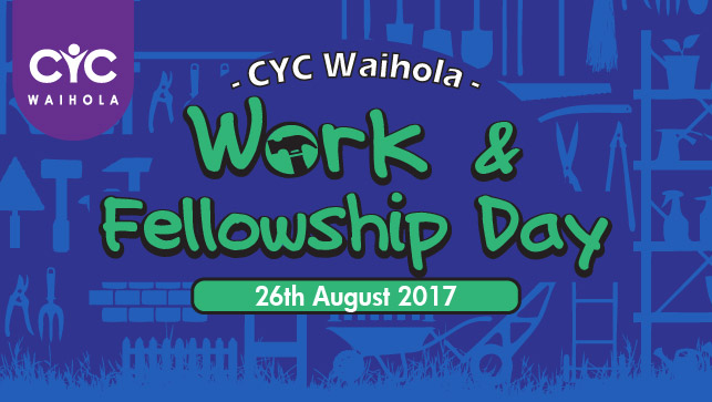 2017 August Work & Fellowship Day