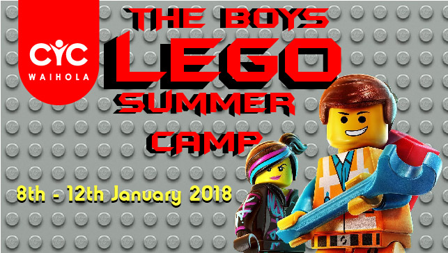 2018 Boys Summer Camp