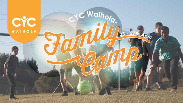 Talks from 2018 CYC Family Camp