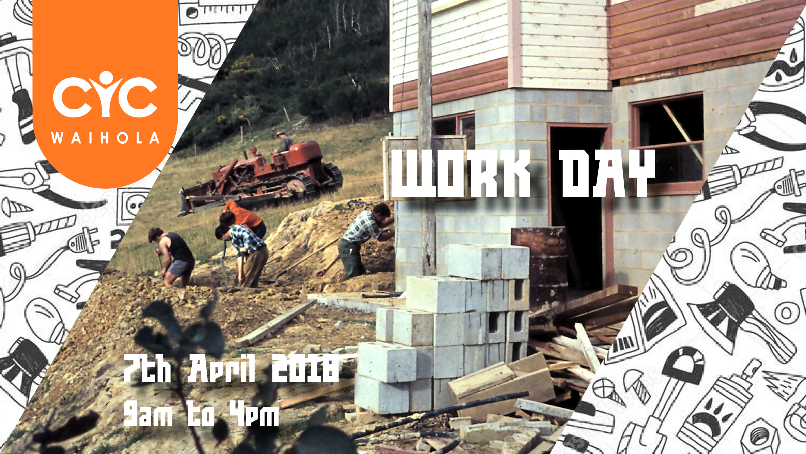 2018 Work Day 25th August 2018