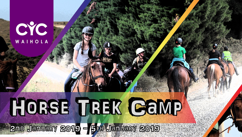 2019 Horse Trek Camp