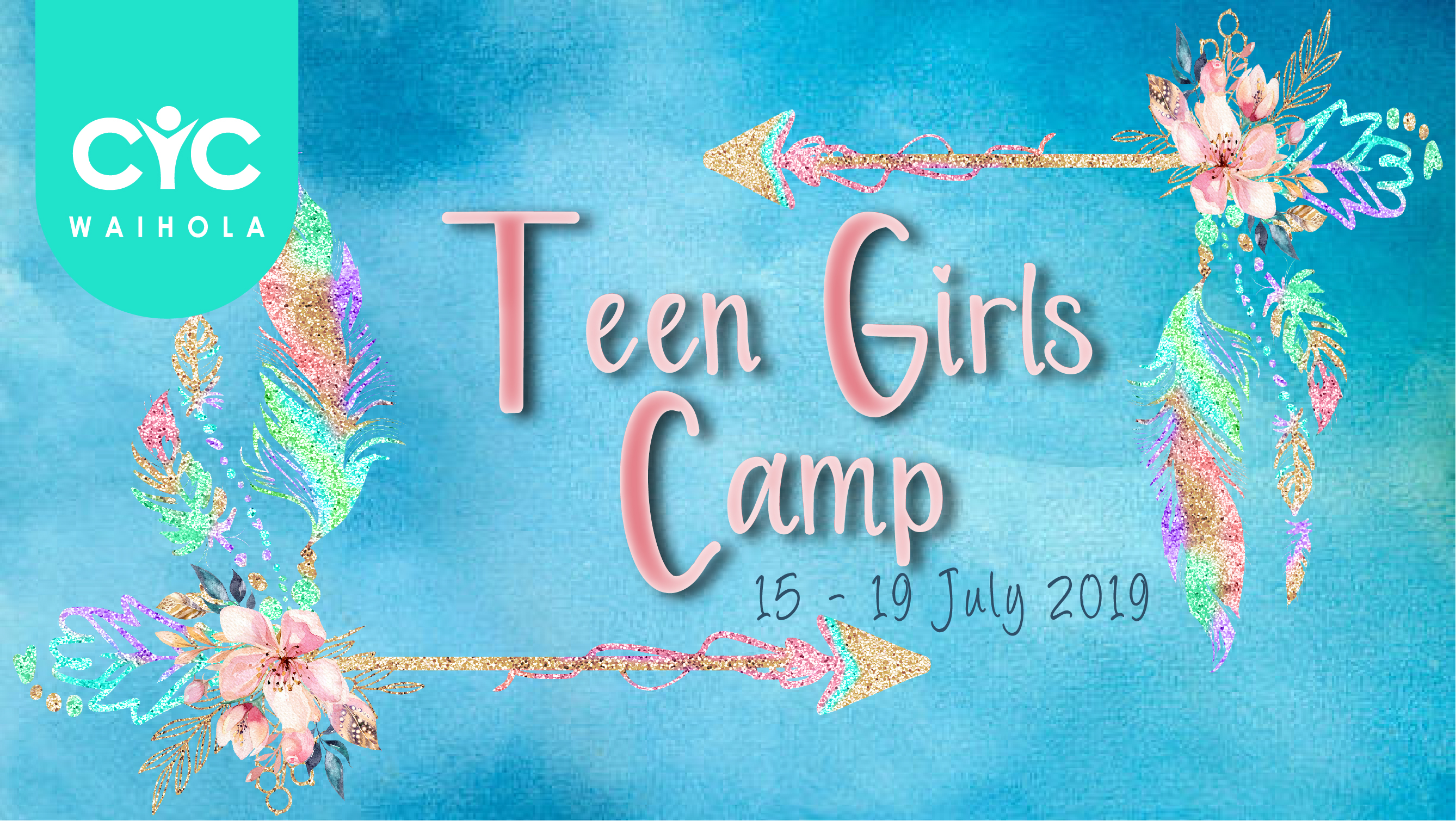 2019 Teen Girls Camp