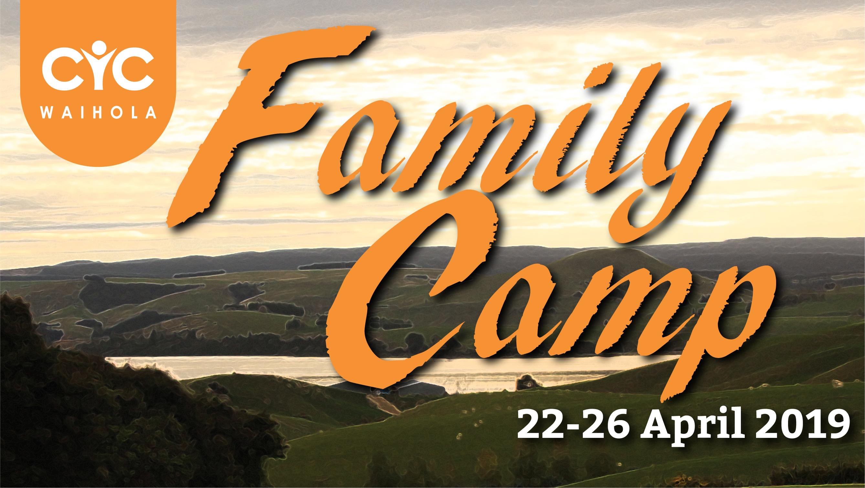 2019 CYC Family Camp