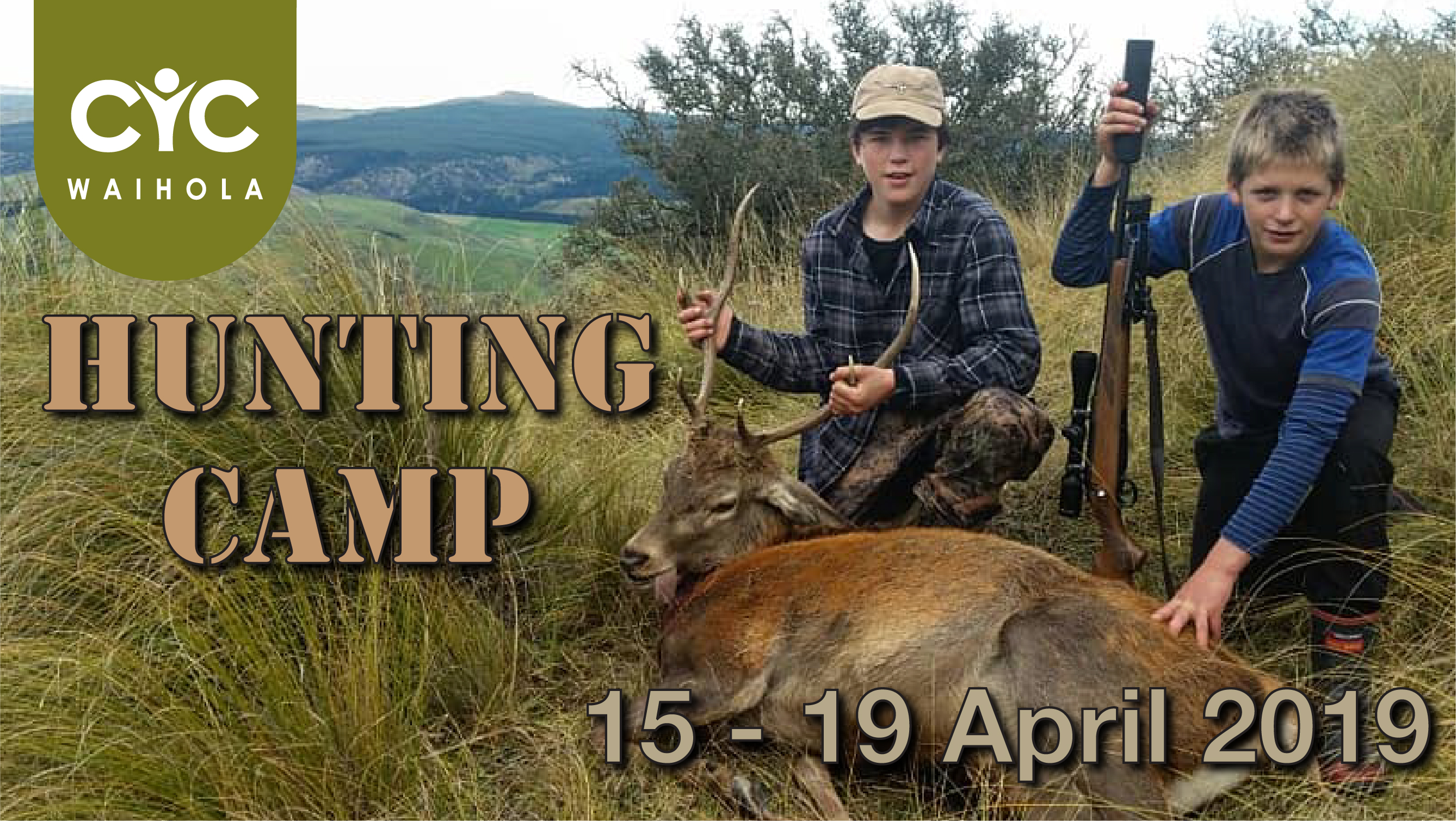 2019 Hunting Camp