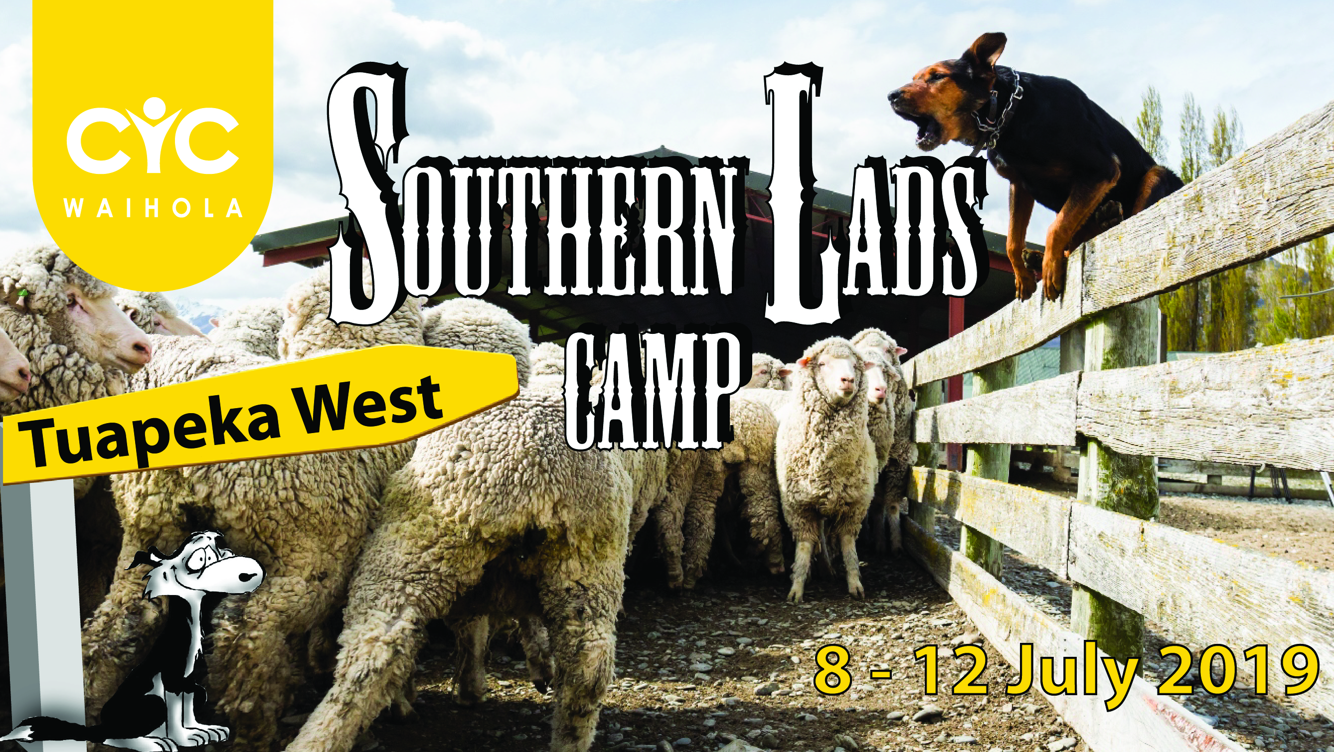 2019 Southern Lads Camp