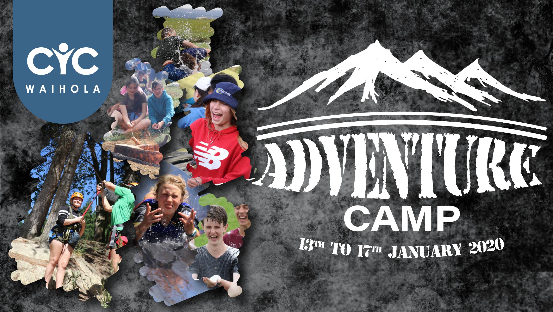 2020 Adventure Camp