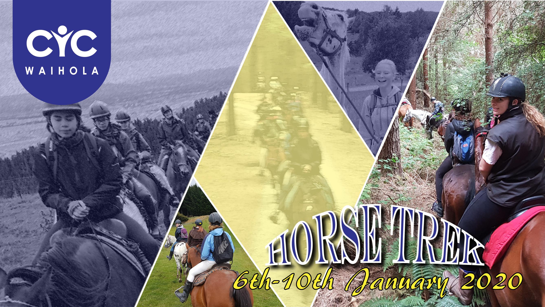 2020 Horse Trek Camp