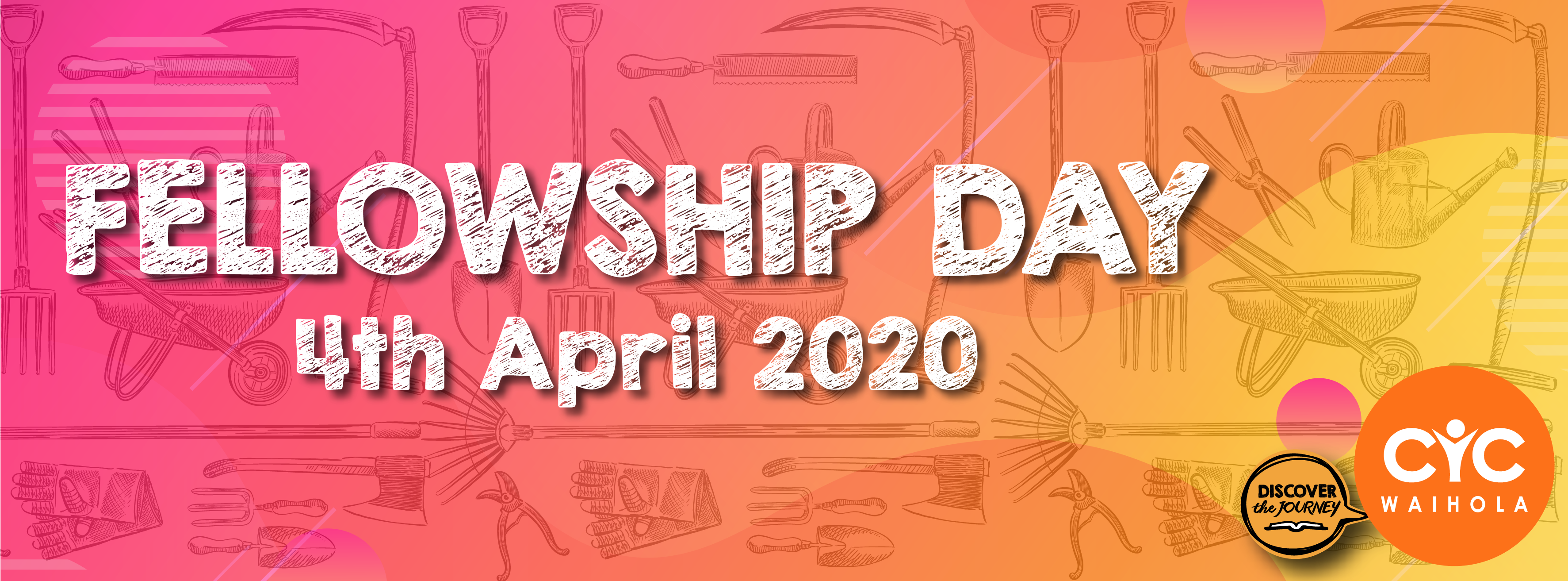 Fellowship Day – 4th April 2020