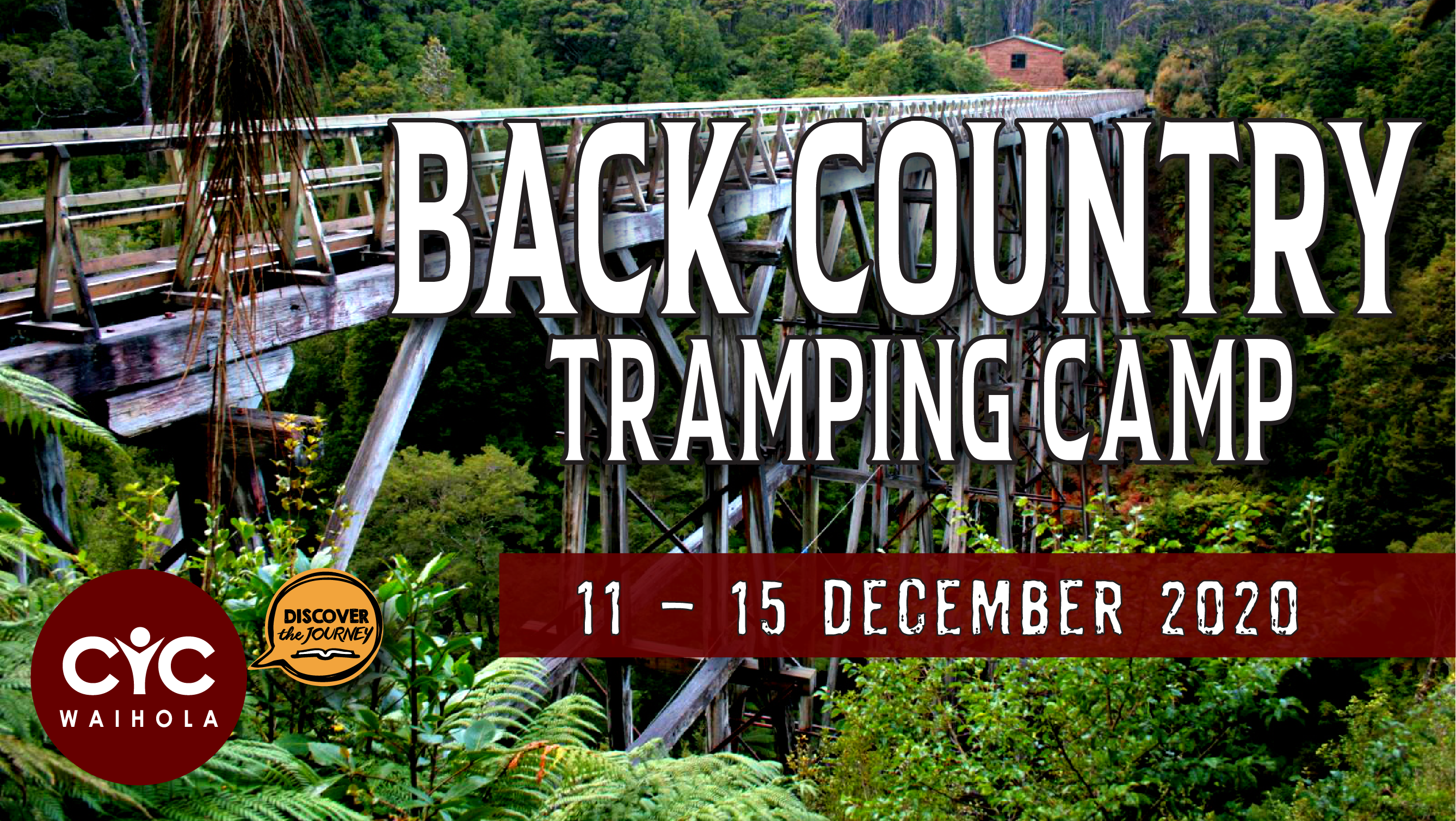 2020 Back Country Tramping Camp