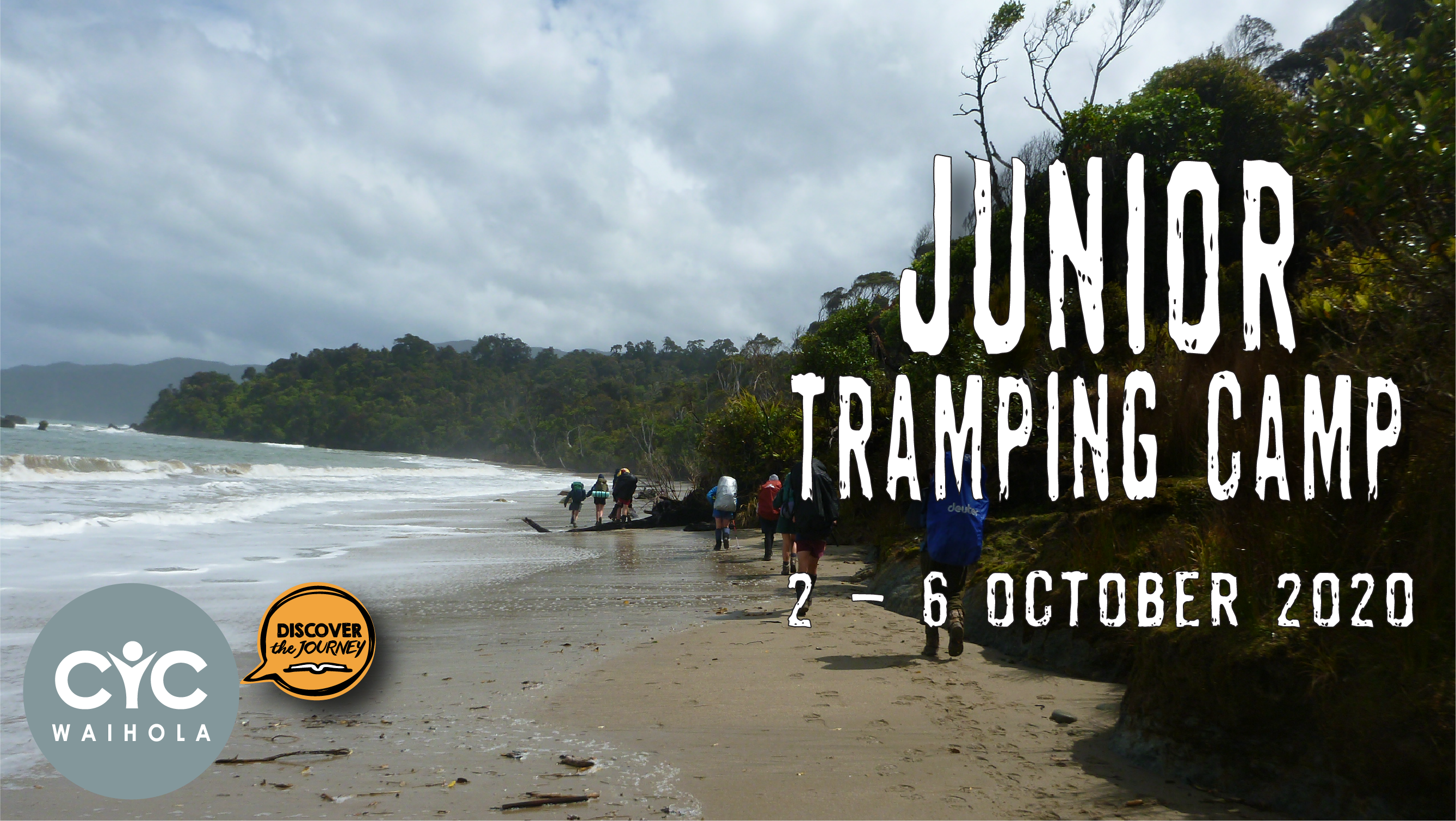 2020 Junior Tramping Camp