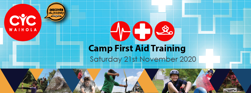 2020 First Aid Training + Refresher Courses